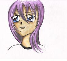 Yamashita Michiyo by Ashl3y