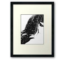 Guardian Of Mystery Framed Print