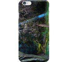 Back Yard Fresco iPhone Case/Skin