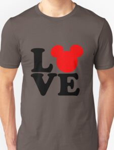 FUNNY LOVE SILHOUETTE T-Shirt