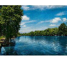 Catahoula Lake Photographic Print