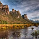 National Park by Adrian Evans