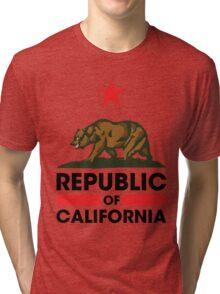 Republic of California Tri-blend T-Shirt