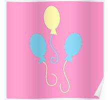 My little Pony - Pinkie Pie Cutie Mark Poster