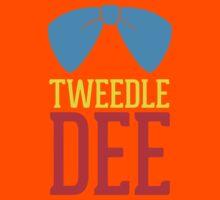 FUnny Tweedle Dee - Tweedle Dum for couples Kids Clothes