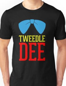 FUnny Tweedle Dee - Tweedle Dum for couples Unisex T-Shirt