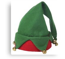 Elf hat Canvas Print