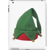 Elf hat iPad Case/Skin