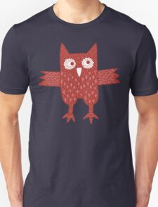 Red Owl Unisex T-Shirt