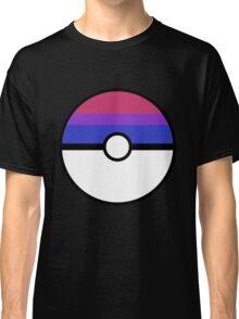 """Pokeball """"Bisexual Ball"""" LGBTQ Shirt/etc Classic T-Shirt"""