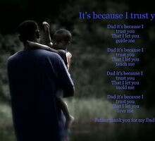 Our Father in Thee I Trust by RockyWalley