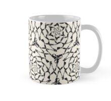 Print  tribal style.  Mug
