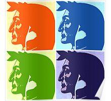 Warhol Dante Poster
