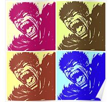 Warhol Gatsu Poster
