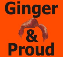Ginger & Proud by jomacatopa