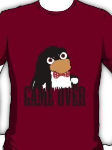 Mr.Flibbles Game Over T-Shirt