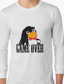 Mr.Flibbles Game Over Long Sleeve T-Shirt