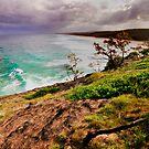 Stradbroke Island Point Lookout - On Coming Storm by Jaxybelle