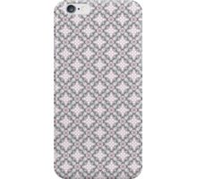 Detailed pretty pink pattern iPhone case iPhone Case/Skin