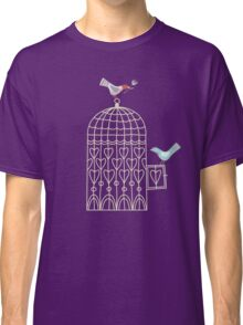 Leaving the Birdcage Classic T-Shirt