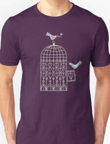 Leaving the Birdcage T-Shirt
