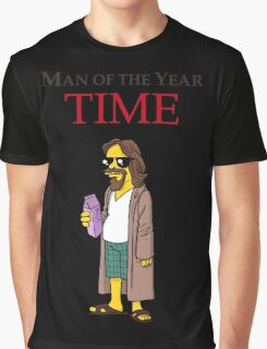 Dude of the year. Graphic T-Shirt