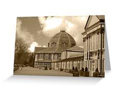 Buxton Pavilion Greeting Card