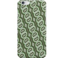 Green retro pattern iPhone case iPhone Case/Skin