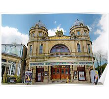 Buxton opera house Poster