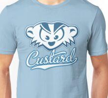 Mad Badger Custard Unisex T-Shirt