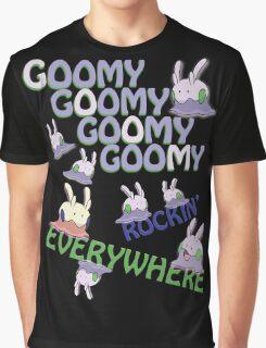 GOOMY GOOMY GOOMY GOOMY ROCKIN' EVERYWHERE Graphic T-Shirt