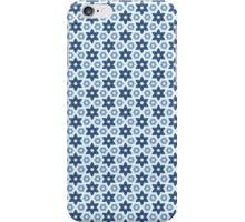 Blue star pattern iPhone case iPhone Case/Skin