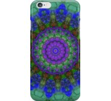 Purple Fantasy mandala pattern iPhone case iPhone Case/Skin