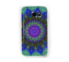 Purple Fantasy mandala pattern iPhone case Samsung Galaxy Case/Skin