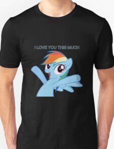 Dashie loves you T-Shirt