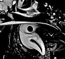 Venice,Italy Traditional Mask by JoePorterPhotos