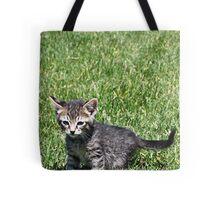 Ratchet the Kitten Tote Bag
