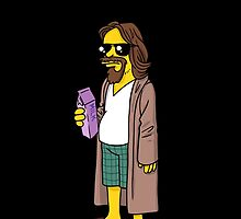 The Dude by baygonwarrior