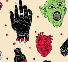 Monster's Ball Sticker
