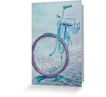 Your Chariot Awaits Greeting Card