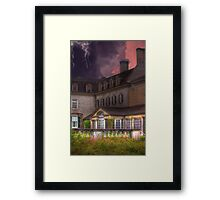 ~The Mystical Trend of Past Time~ Framed Print