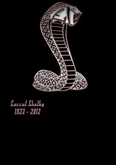 Carrol Shelby Memorial (Textless) by joshjen10