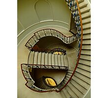 Stairs at Somerset House Photographic Print