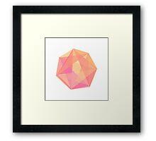 Gem Framed Print