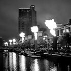 Melbourne's Fire by Lee Priest