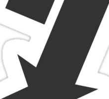 "Switchfoot ""S"" Logo (Gray) Sticker"