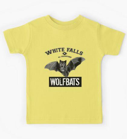 Wolfbat Shirt Kids Tee
