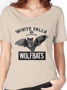 Wolfbat Shirt Women's Relaxed Fit T-Shirt