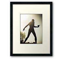 Ray Gun Zentai May 2012 Set I Pic 08 Framed Print