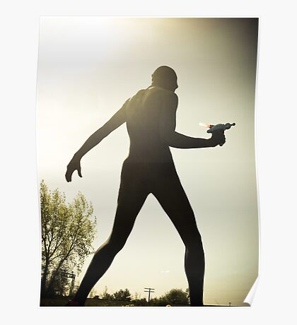 Ray Gun Zentai May 2012 Set I Pic 08 Poster